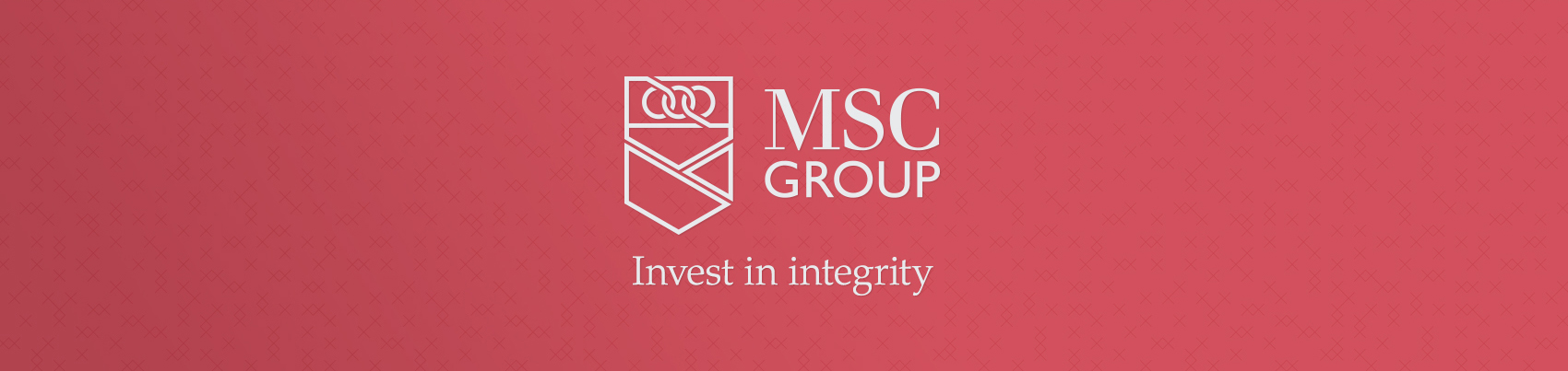 MSC Group - Invest in integity